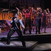 Christopher Mueller and the cast of GODSPELL at Olney Theatre Center. (Photo: Stan Barouh)