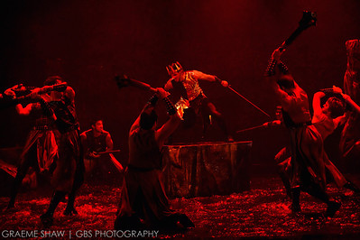 Synetic King Arthur Production Shots