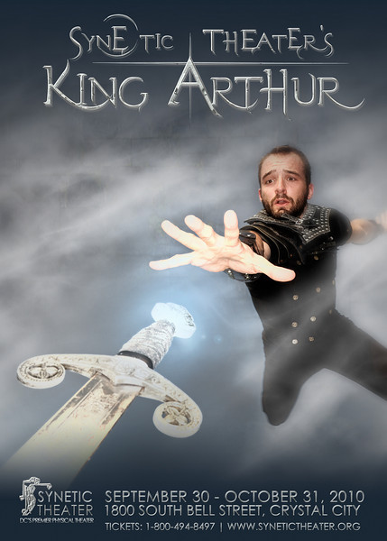 Synetic's King Arthur Promo Shots