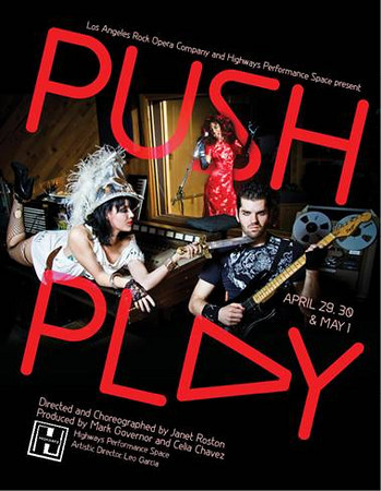 Push Play ( Sunday's Performance)