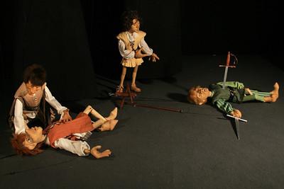 R&J 33_Benvolio, Mercutio, Romeo, Tybalt