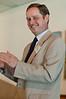 Dr. Jamie Saunders, Counsellor/British Embassy
