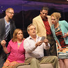 The cast of RANCHO MIRAGE now playing at Olney Theatre Center through October 20. (Photo: Stan Barouh)