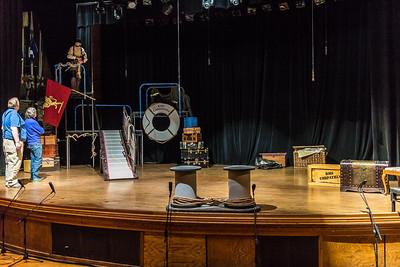 Revels 2014 Tech rehearsal 12-9-2014