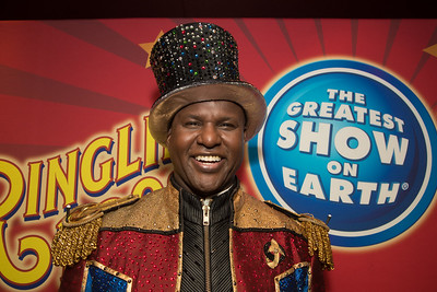 Johnathan Lee Iverson, Ringling Bros. and Barnum & Bailey Circus