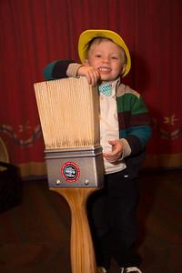 Keegan (age 4)