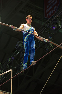 Danguir Troupe high-wire act Rashid Azzuz (Morocco)
