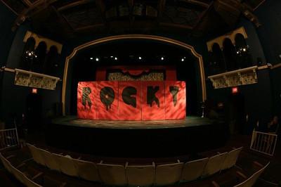 Rocky Horror Show Dress Rehearsal