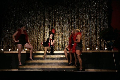 Rocky Horror Show Dress Rehearsal