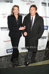 Jessica Walter, Ron Liebman photo by Rob Rich © 2011 robwayne1@aol.com 516-676-3939