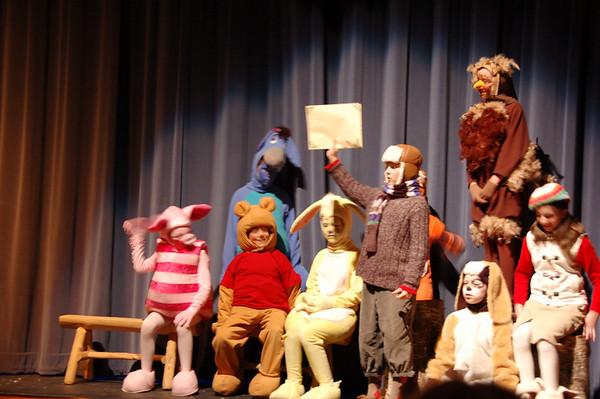 Sadie's Dec Play 2008