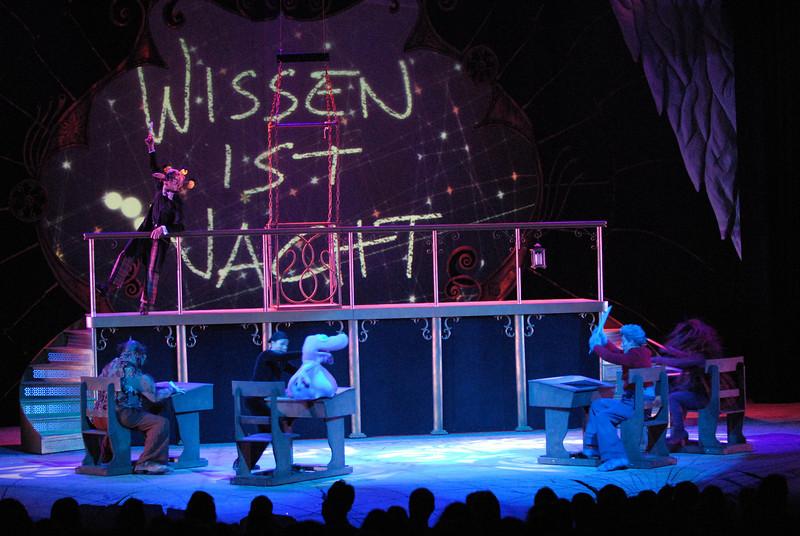 """Musical """"Die 13 1/2 Leben des K"""