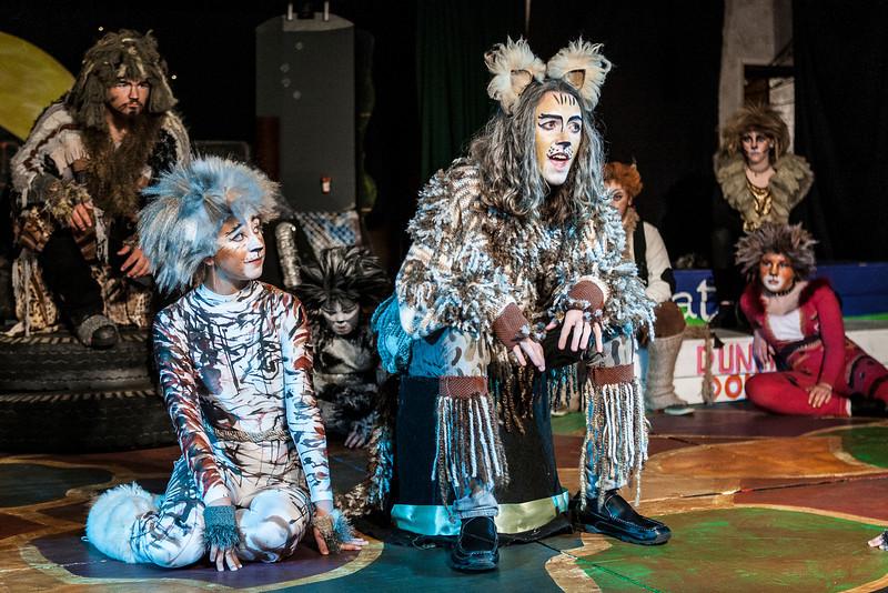 Santa Cruz Performing Arts Production of Cats-Show Pictures 2012-139