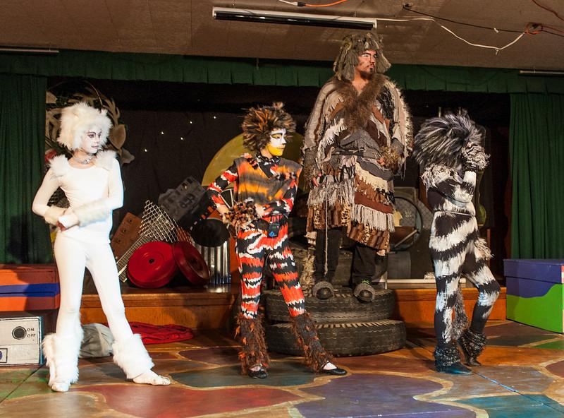Santa Cruz Performing Arts Production of Cats-Show Pictures 2012-118