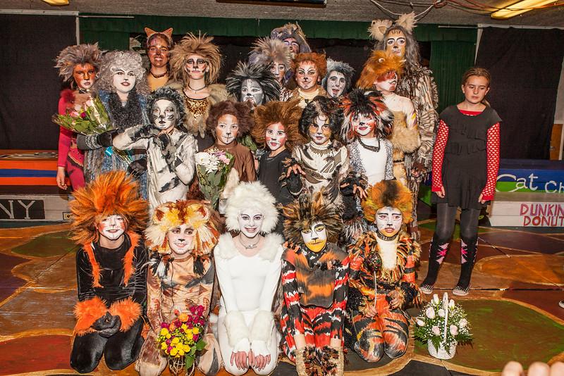 Santa Cruz Performing Arts Production of Cats-Show Pictures 2012-201