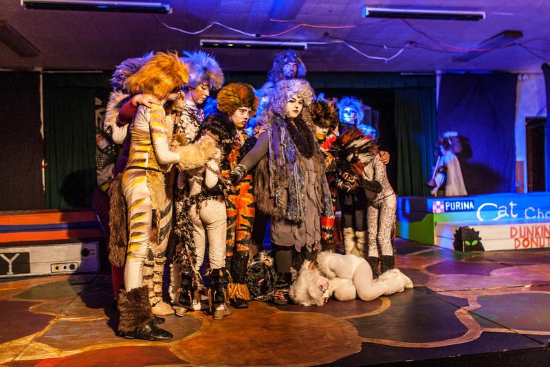 Santa Cruz Performing Arts Production of Cats-Show Pictures 2012-189