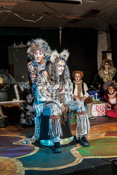 Santa Cruz Performing Arts Production of Cats-Show Pictures 2012-136