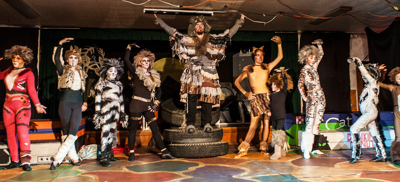 Santa Cruz Performing Arts Production of Cats-Show Pictures 2012-122