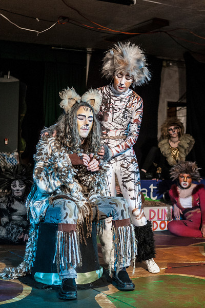 Santa Cruz Performing Arts Production of Cats-Show Pictures 2012-135