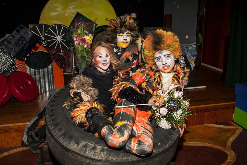Santa Cruz Performing Arts Production of Cats-Show Pictures 2012-207