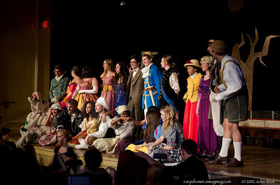 DHHS Drama 2012 - Into the Woods