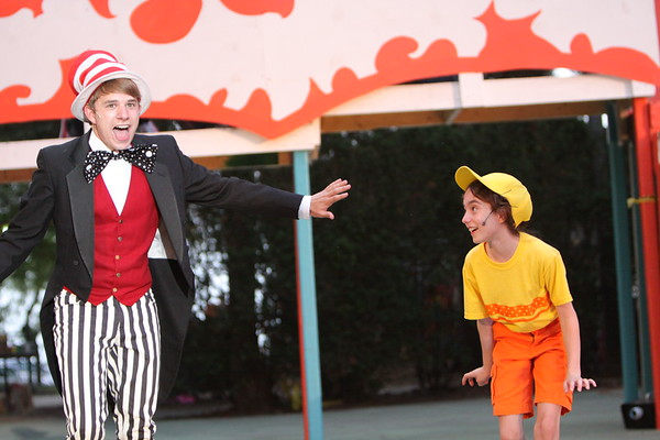 Seussical - Wilmette Center for the Arts