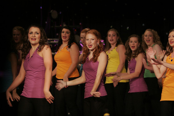 show choir slide show