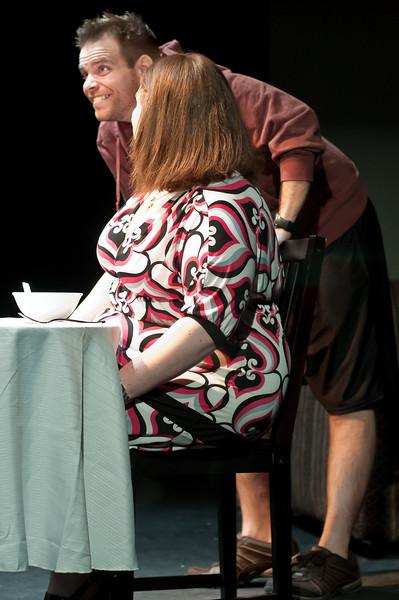 Matt Baughman and Elizabeth Klein