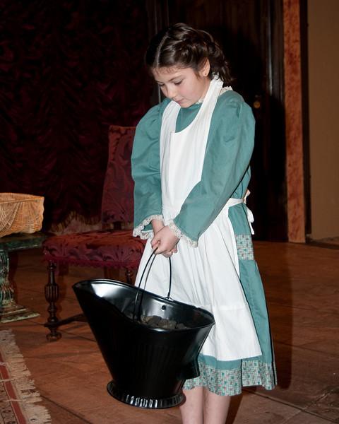 Becky: Mary Madison England