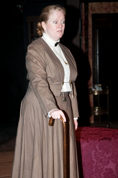Miss Minchin: Frances Burnet