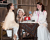 Sara Crewe at age 13: Samantha Buckley, Becky: Mary Madison, and Ermengarde St. John: Anabel Milton