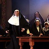 Southport UK - 26 June 2015. All Rights Reserved. No unpaid usage without prior written consent.  Southport Spotlights production of Sister Act