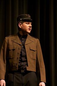 Hamilton Civic Theater Winter Musical