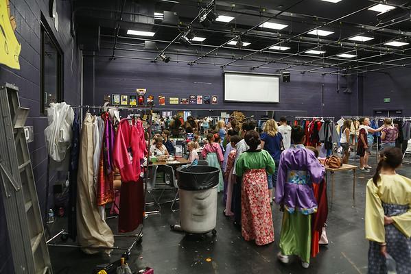 2014 Jun 5 - Disney's Mulan Jr. - Dragon Cast - Dress Rehearsal
