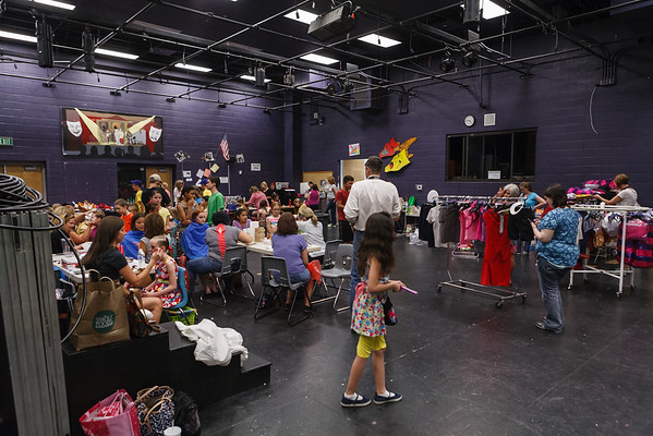 2015 Alice in Wonderland 2015 June 4 - Disney's Alice in Wonderland Jr. - Cookie Cast - Dress Rehearsal