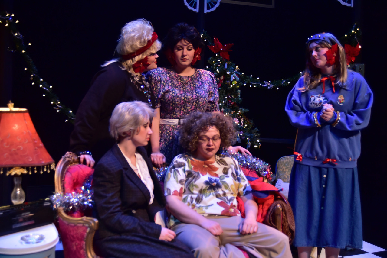 Steel Magnolias Northeast State Nov. 1 2015. Photos by David Grace