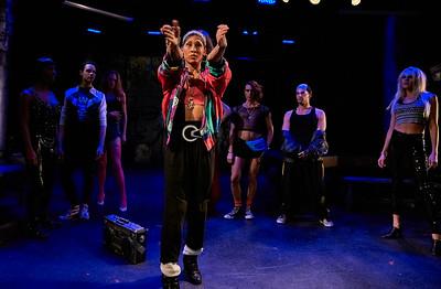 "STREET CHILDREN"" @The New Ohio Theater"