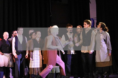 Sweeney Todd performance 2016