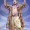 Paolo Montalban as The King in Olney Theatre Center's production of THE KING AND I. (Photo: Stan Barouh)