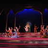 """The cast of Olney Theatre Center's production of THE KING AND I perform the """"Small House of Uncle Thomas"""" Ballet. (Photo: Stan Barouh)"""