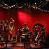The cast of The Hypocrites' THE MIKADO at Olney Theatre Center. (Photo: Anna Danisha Crosby)