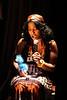 "Jeanitta Perkins as Julia in New Line Theatre's ""Two Gentlemen of Verona."" Photo credit: Jill Ritter Lindberg"