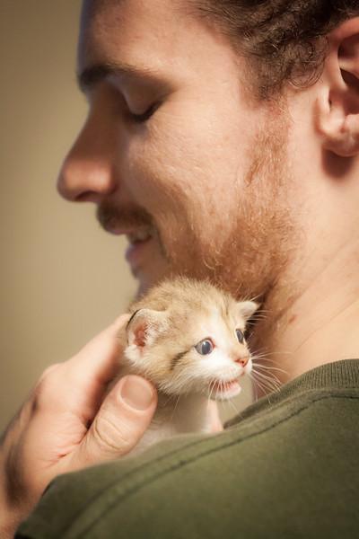 Graig and Cat