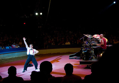 The Big Apple Circus,Spring 2009