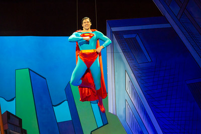 Superman print size-28