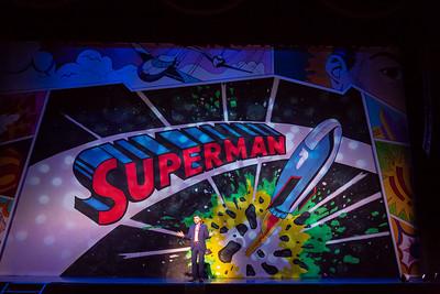 Superman print size-4
