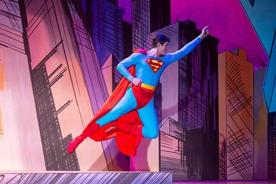 Superman print size-15