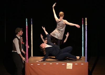 The Factory, Alumni Theatre/Dance Project, December 2017