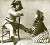 Francis Wilson as the Little Corporal