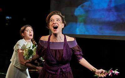 LoftOpera performs Britten's The Rape of Lucretia